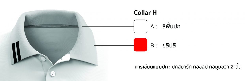 Collar H